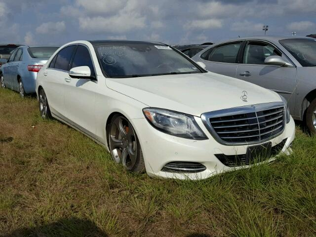 2015 Mercedes-Benz S for sale in Houston, TX