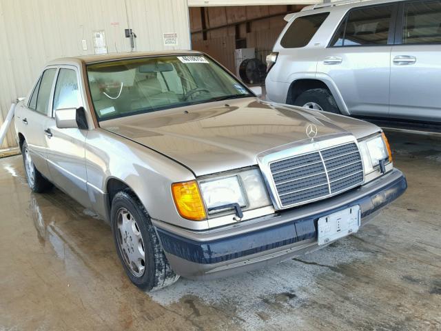 1993 MERCEDES-BENZ 400 E 4.2L