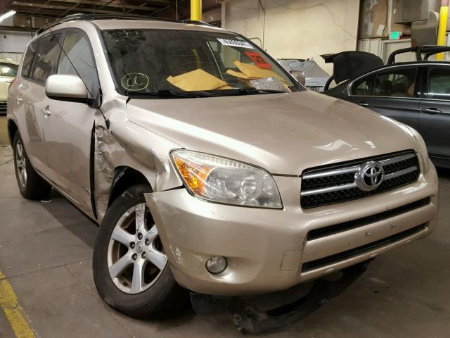 2007 TOYOTA RAV4 LIMIT 2.4L