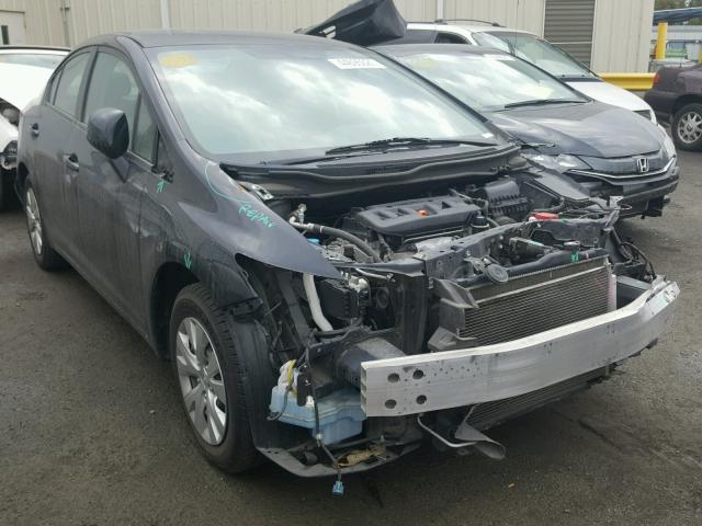 2012 HONDA CIVIC 1.8L