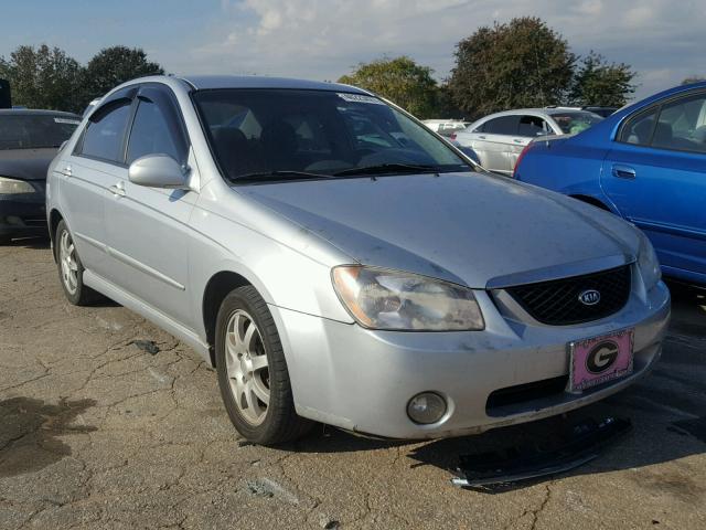 2006 KIA NEW SPECTR 2.0L