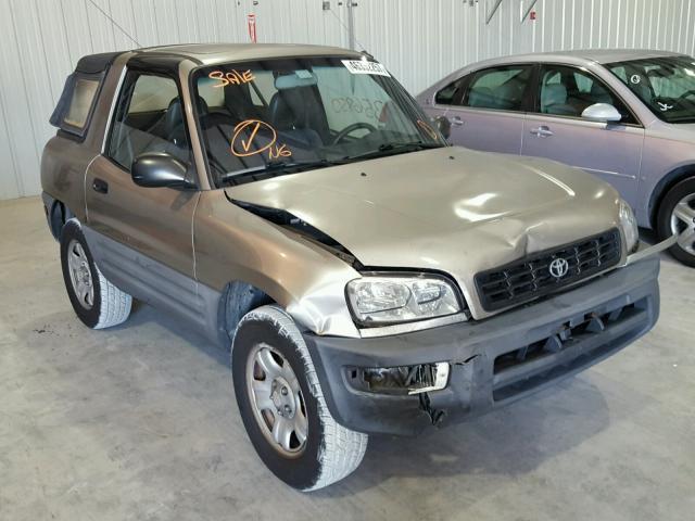 1999 TOYOTA RAV4 2.0L