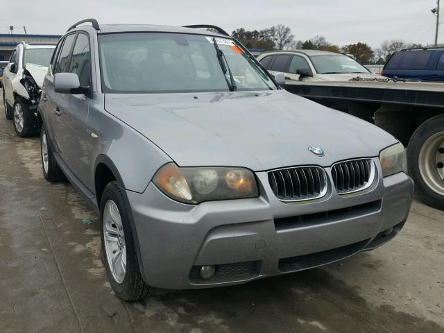 2006 BMW X3 3.0L