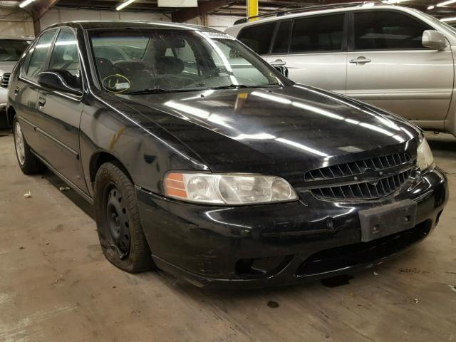 1n4dl01d21c178640 2001 Black Nissan Altima Xe On Sale In Co