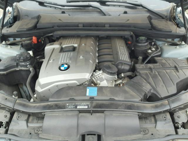 2006 BMW 325 I Photos | CA - SACRAMENTO - Salvage Car