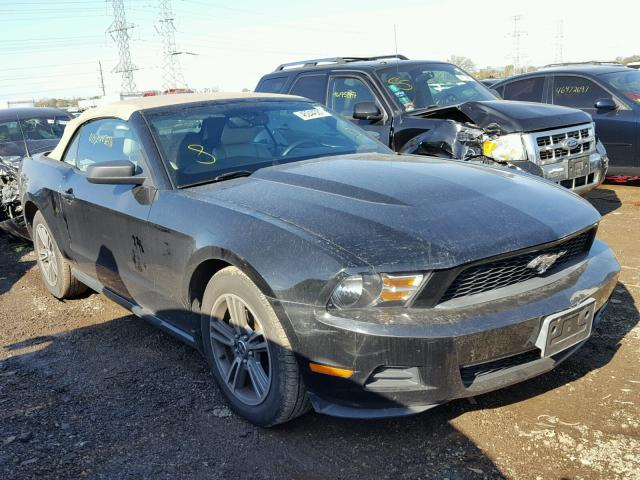 2010 FORD MUSTANG 4.0L