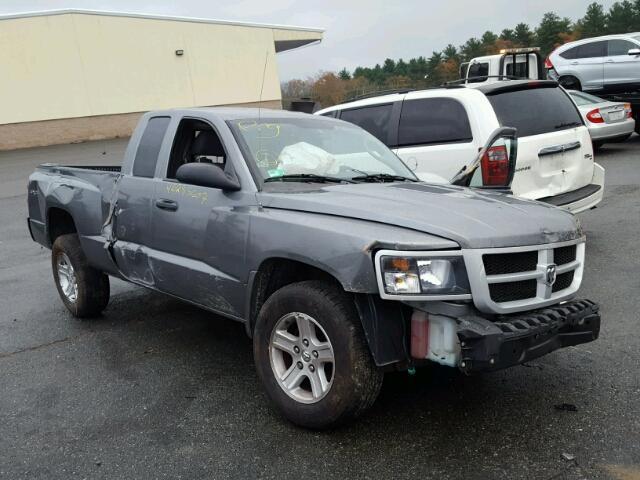 2010 dodge dakota sxt photos salvage car auction copart usa. Black Bedroom Furniture Sets. Home Design Ideas
