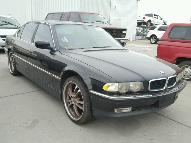 2000 BMW 740 4.4L