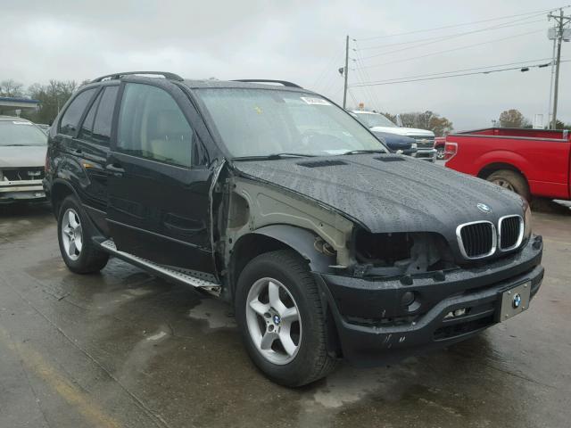 2001 BMW X5 3.0L