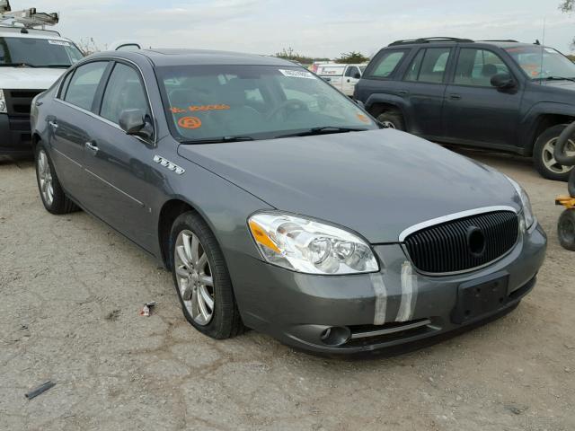 2007 BUICK LUCERNE CX 4.6L