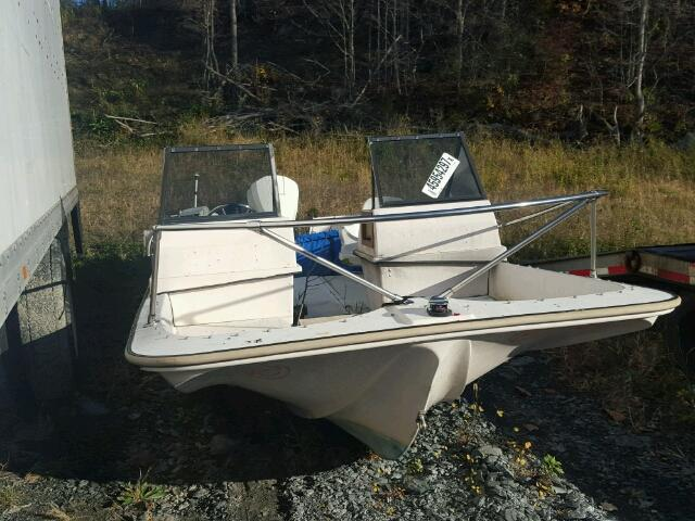 Other Boat salvage cars for sale: 1986 Other Boat