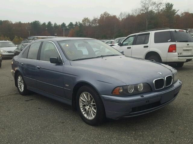 2002 BMW 530 3.0L