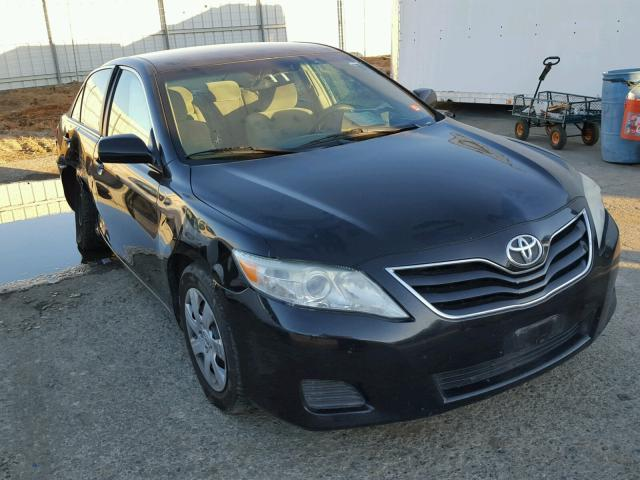 2010 TOYOTA CAMRY 2.5L
