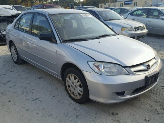 2005 HONDA CIVIC LX 1.7L