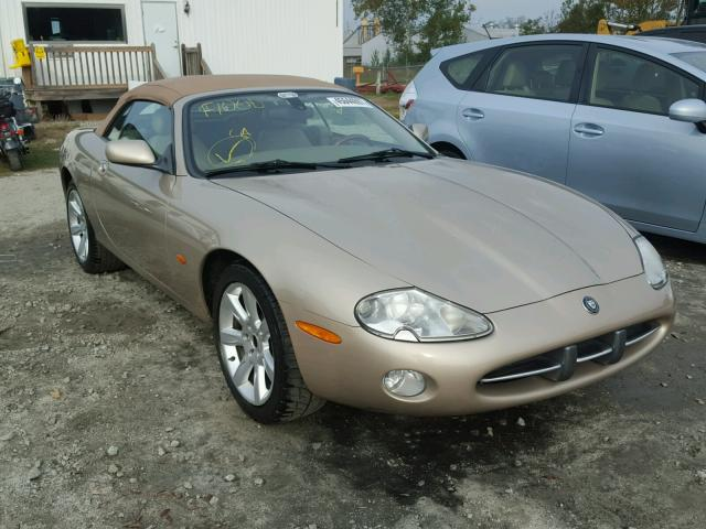 2004 Jaguar Xk8 4 2l