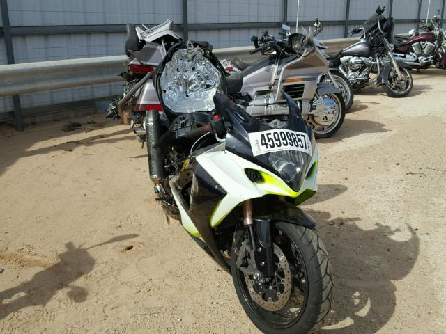 2008 SUZUKI GSX-R1000 4