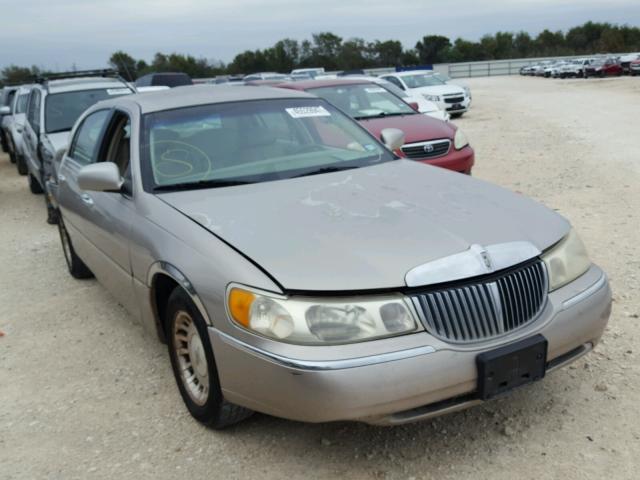 2001 LINCOLN TOWN CAR E 4.6L