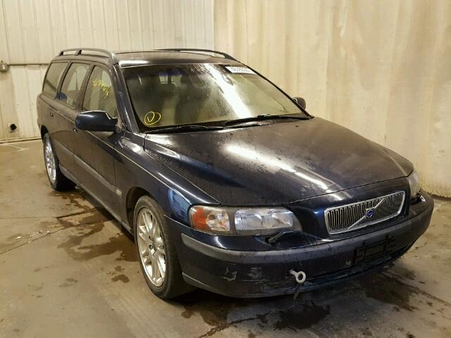 2001 VOLVO V70 2.4T 2.4L