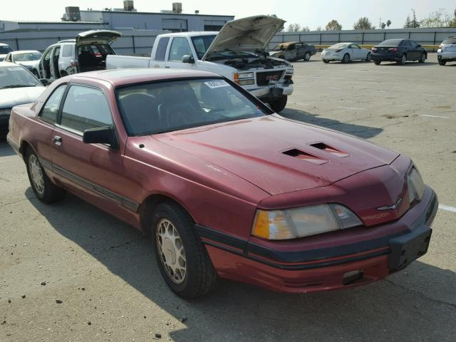 1988 FORD THUNDERBIR 2.3L