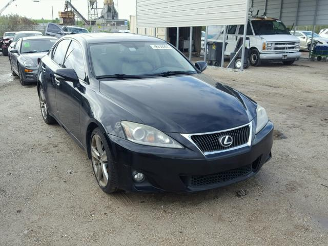2012 LEXUS IS 250 2.5L