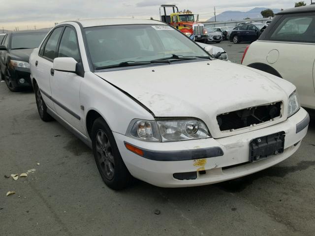 2001 VOLVO S40 1.9T 1.9L