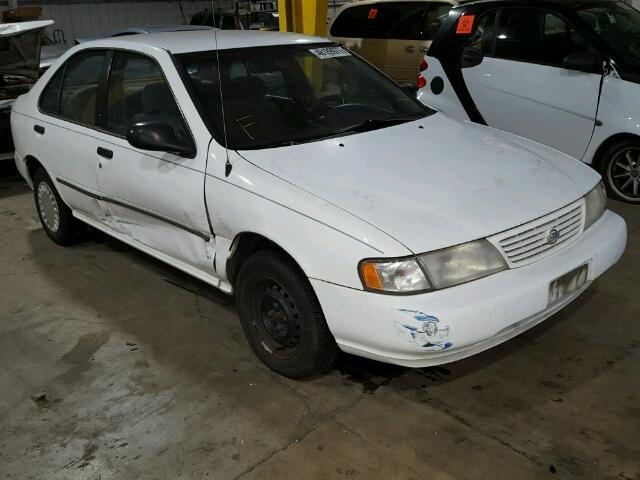 1996 NISSAN SENTRA 1.6L