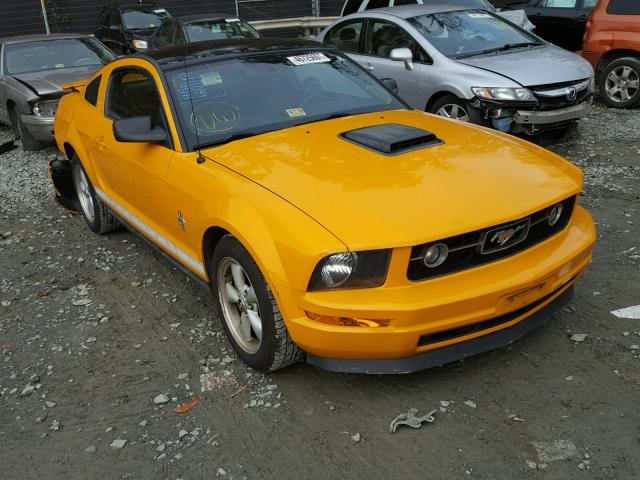 2007 FORD MUSTANG 4.0L