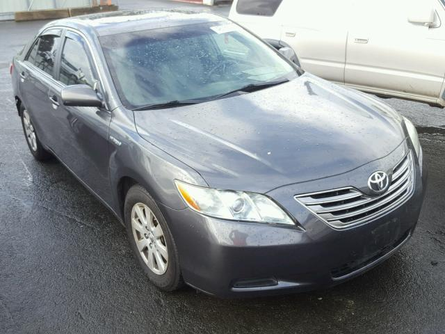 2008 TOYOTA CAMRY 2.4L
