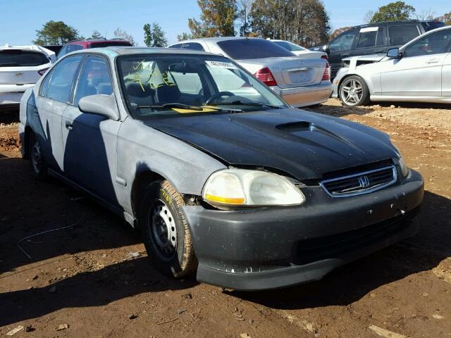 1997 HONDA CIVIC DX 1.6L