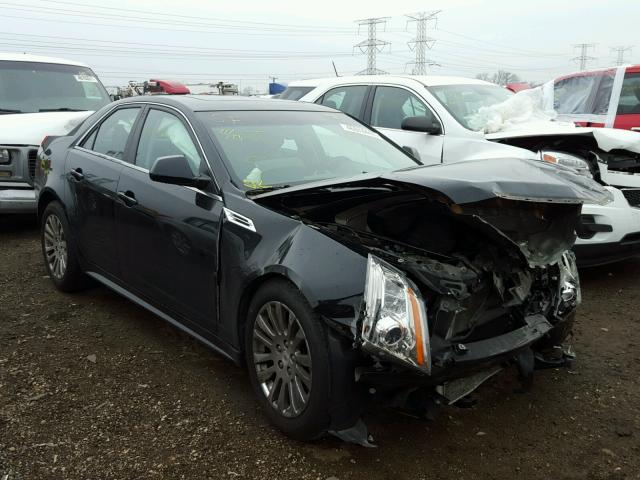2010 CADILLAC CTS PERFOR 3.6L