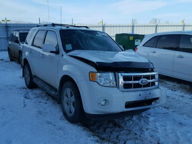 2011 FORD ESCAPE 3.0L