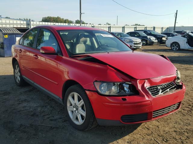 2006 VOLVO S40 2.4I 2.4L