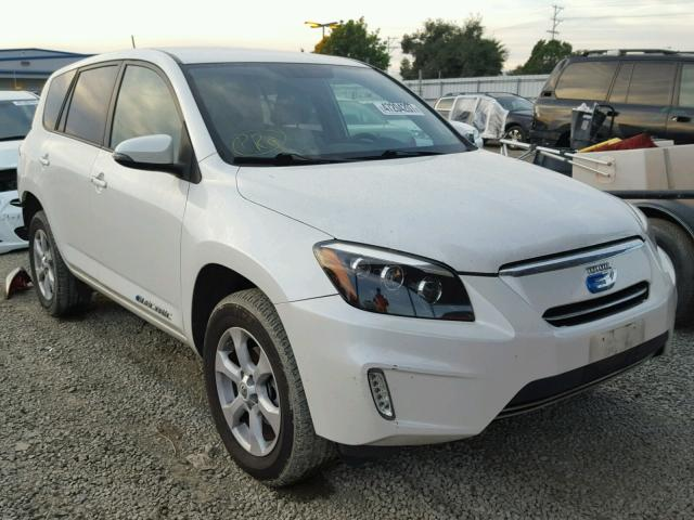 2013 toyota rav4 ev for sale