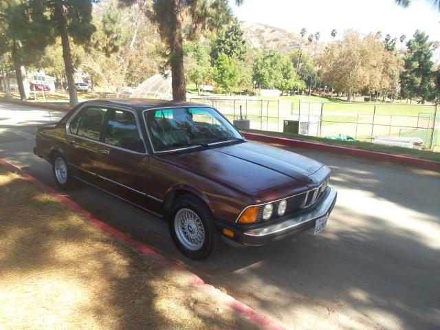 1985 BMW 735 3.4L