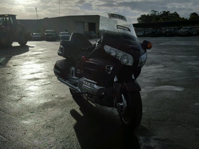 2008 HONDA GL1800 6