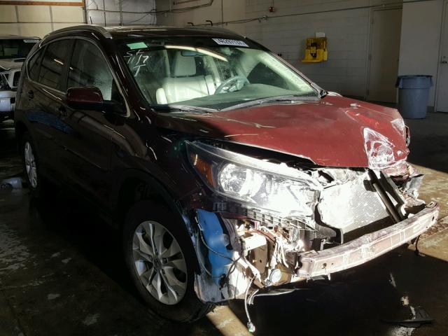 2012 HONDA CR-V EXL 2.4L