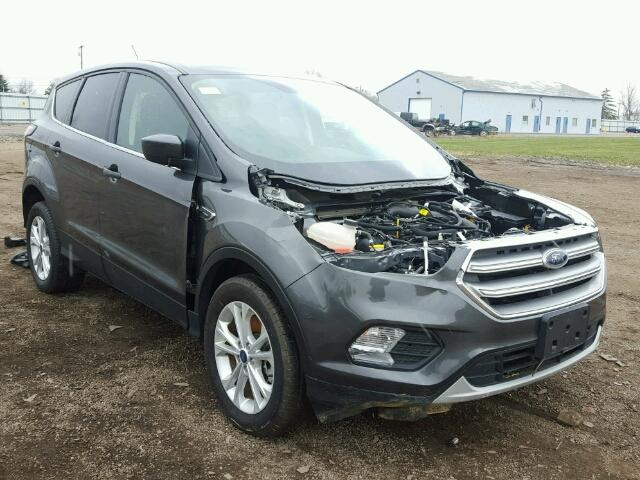 2017 FORD ESCAPE 1.5L