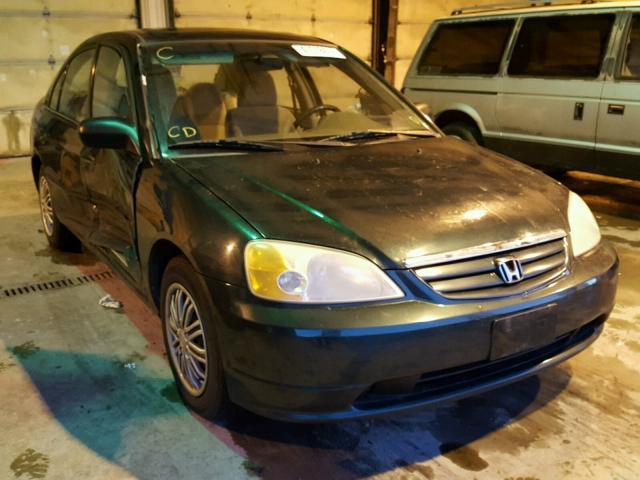 2001 HONDA CIVIC EX 1.7L