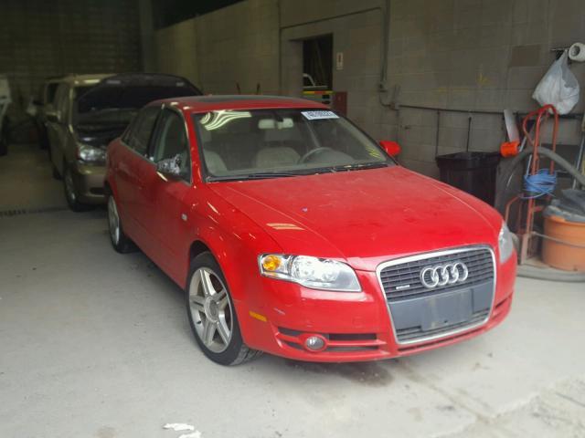 2006 AUDI A4 2.0L