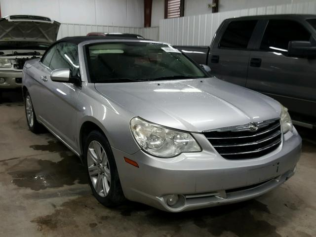 2010 CHRYSLER SEBRING TO 2.7L