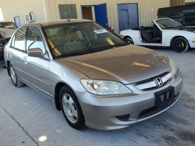 2005 HONDA CIVIC 1.3L