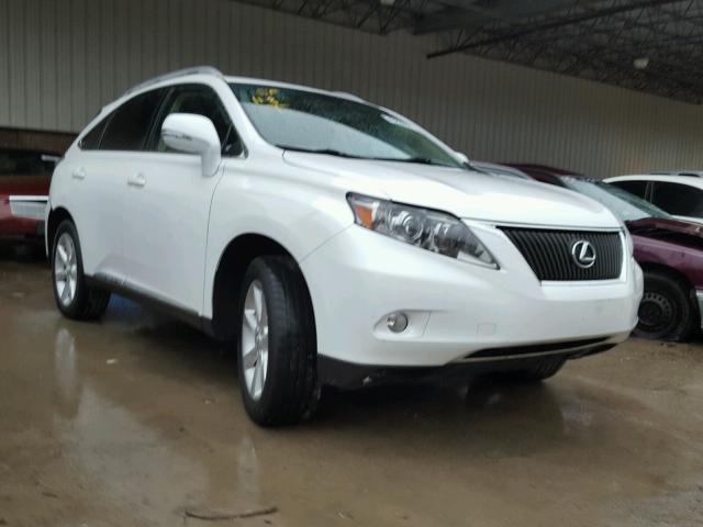 2010 LEXUS RX 350 3.5L