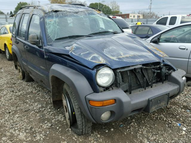 2004 JEEP LIBERTY SP 3.7L