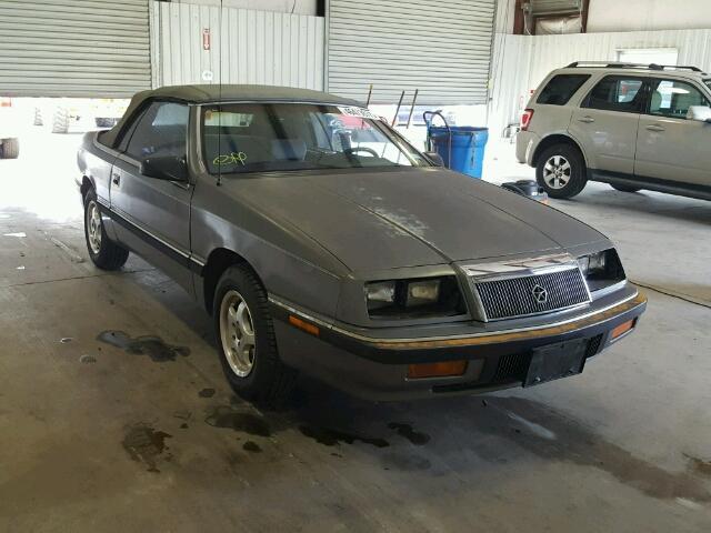 1990 CHRYSLER LEBARON 2.5L