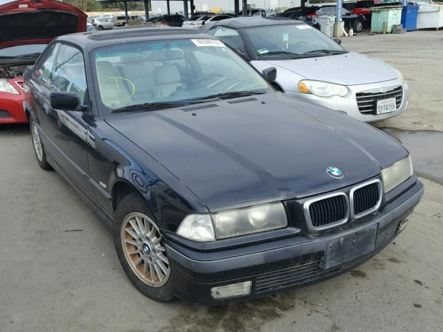 1999 BMW 323 2.5L