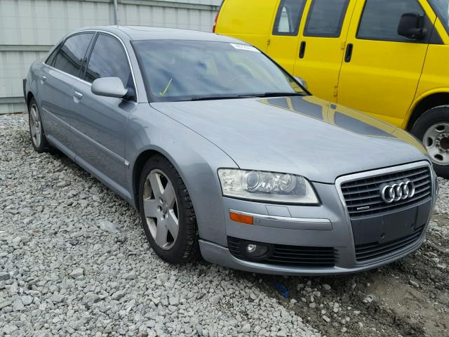 Auto Auction Ended On VIN WAUMLEN AUDI A L QUATT In - 2006 audi a8