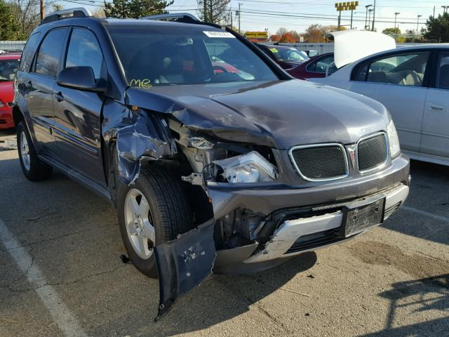 2008 PONTIAC TORRENT 3.4L