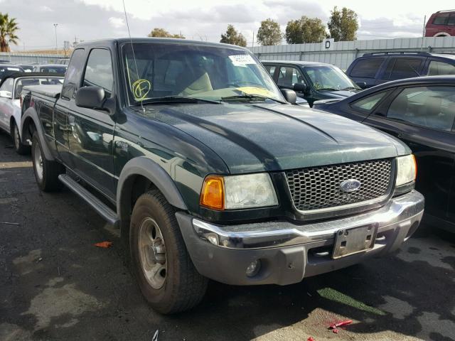 2002 FORD RANGER 4.0L