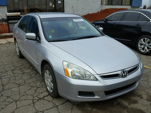 2007 HONDA ACCORD LX 2.4L
