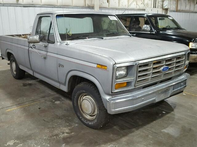 1982 FORD F100 3.8L